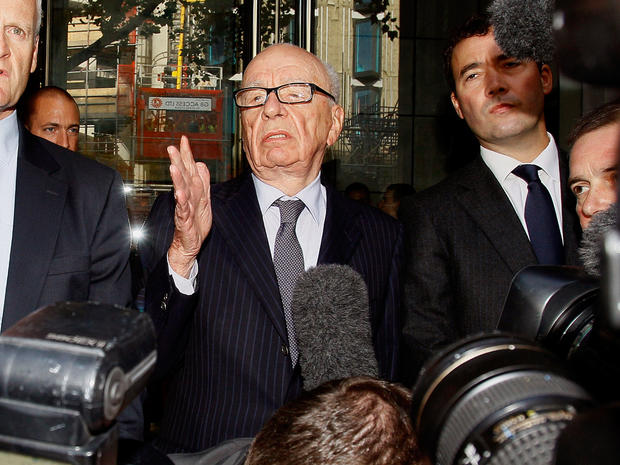 "SOPA debate triggers Rupert Murdoch's ""piracy leader"" accusation of Google"