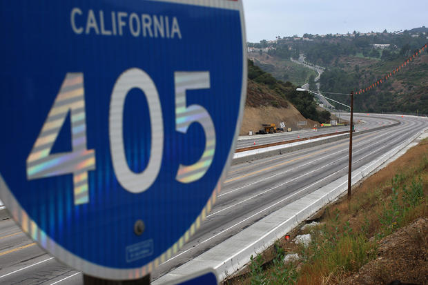 """Carmageddon"" comes to L.A."