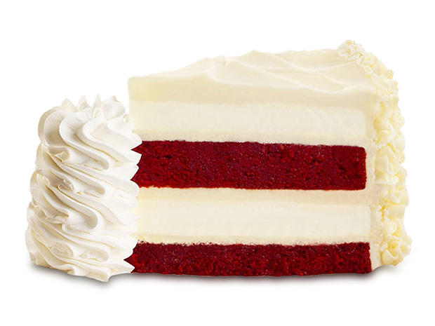Image result for red velvet cheesecake factory