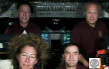 Atlantis crew set to return to Earth