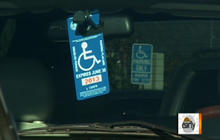 Dead drivers getting handicapped permits in Calif.