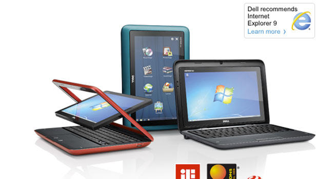 Threatened by iPad, PCs start to look like tablets