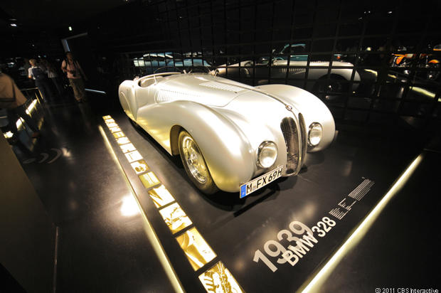 BMW's best: 8 decades on display