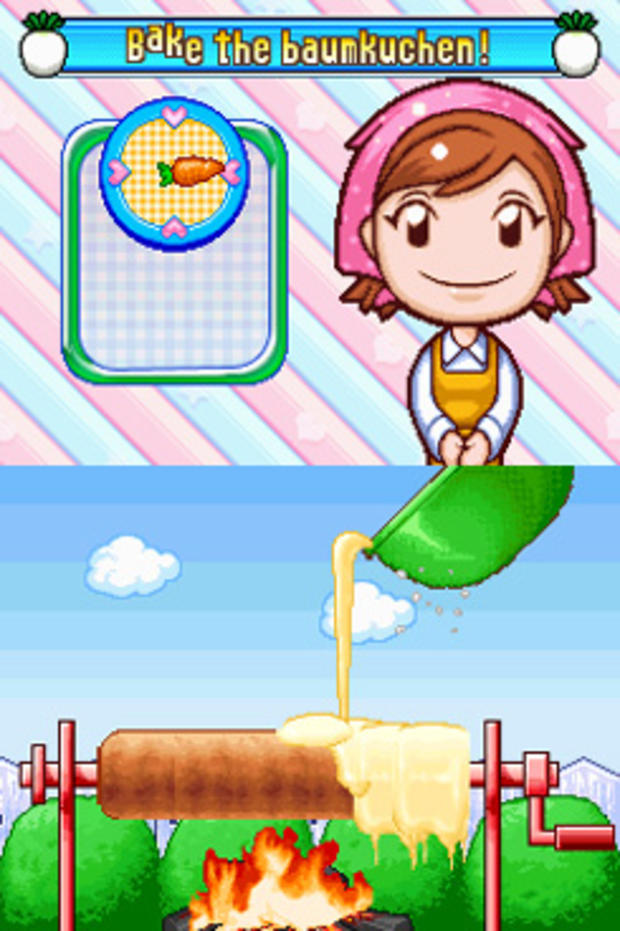 Cooking Mama 4 Kitchen Magic Brings The Yum In 3d Cbs News