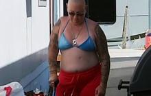 Bikini-clad shopper kicked out of Walmart
