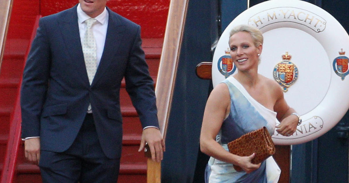 Zara Phillips and Mike Tindall host royal guests at pre-wedding ...