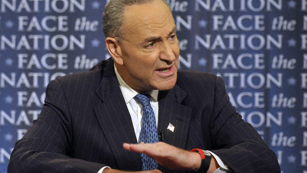 Schumer: Equal cuts decisive in debt deal