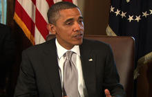 Obama: Congress can approve FAA funding now