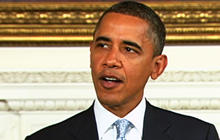 Obama on economy, downed copter: POST SPEECH WRAP-UP