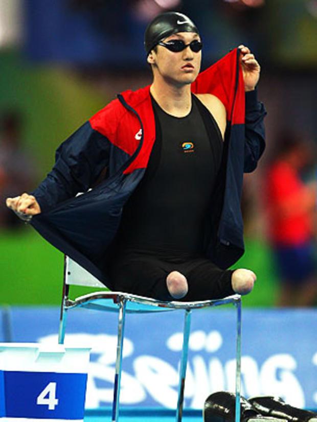 rudy garcia tolson, paralympic