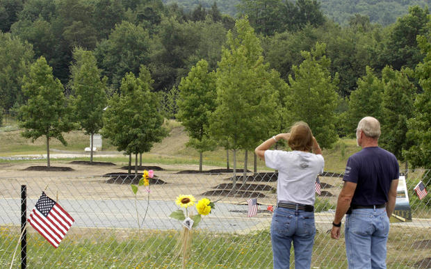 Flight 93 Memorial: Shanksville, Pa.