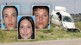 FBI: Dougherty gang caught in Colorado after high speed chase