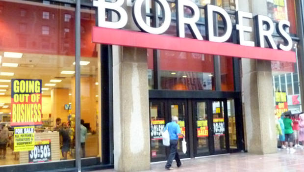 Independent NYC bookstore owners talk about Borders