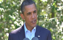Obama: This is not over yet