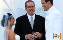 Kim Kardashian's star-studded wedding