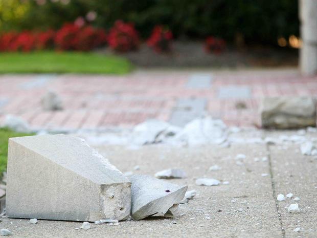 East Coast quake