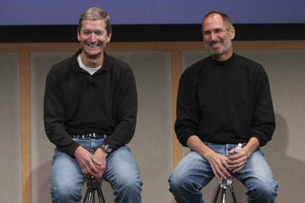 "Tim Cook: ""I've never really felt the weight of trying to be Steve"