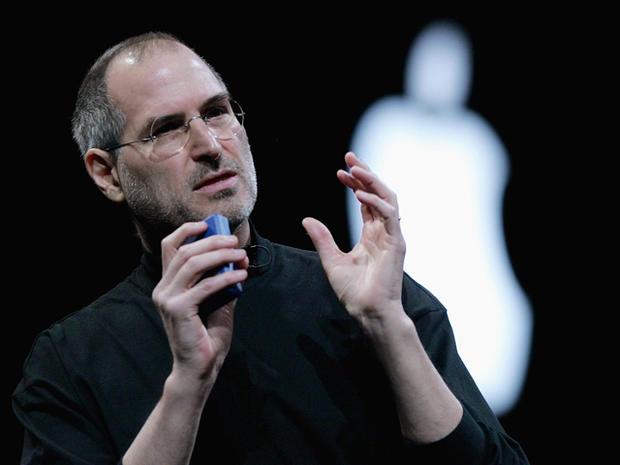 Steve Jobs stepping down as Apple CEO