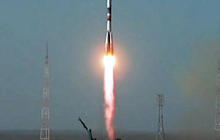 Launch of failed Russian cargo rocket