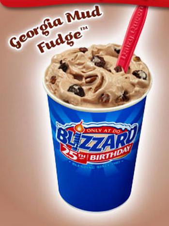 new dq blizzard flavor