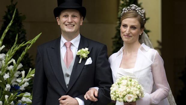 Prussian prince marries