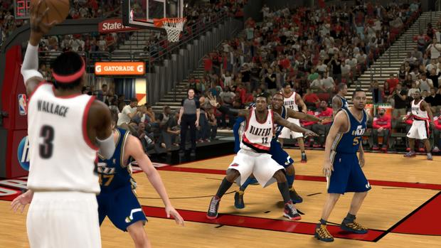 "NBA 2K12 ""NBA's Greatest"""