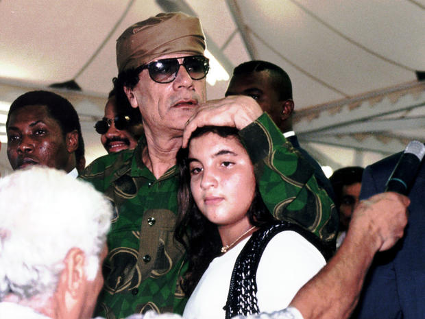 The life of Muammar Qaddafi
