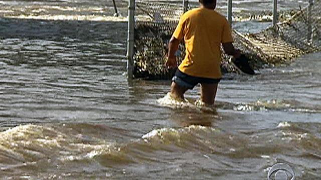 N.J. floodwaters full of pollutants