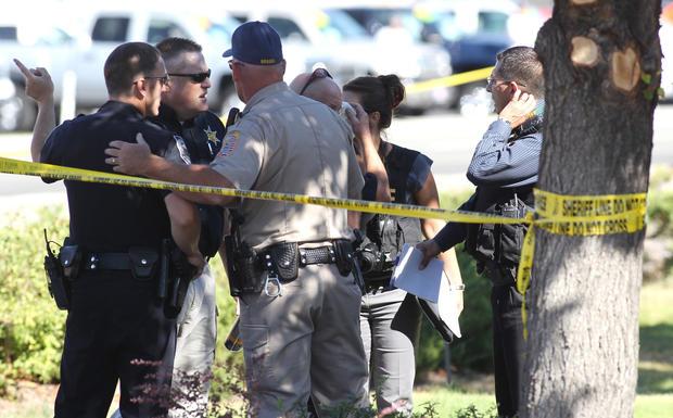 Nevada IHOP shooting leaves 4 dead
