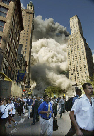 9/11: Then and now