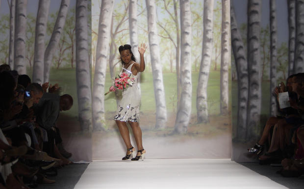 Tracy Reese  for spring 2012