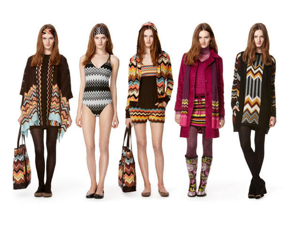 Missoni for Target crashes site, leaves fashionistas crazy upset