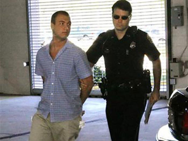 Children of the rich and famous, arrested