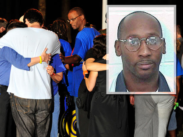 Troy Davis and Anti-death penalty supporters