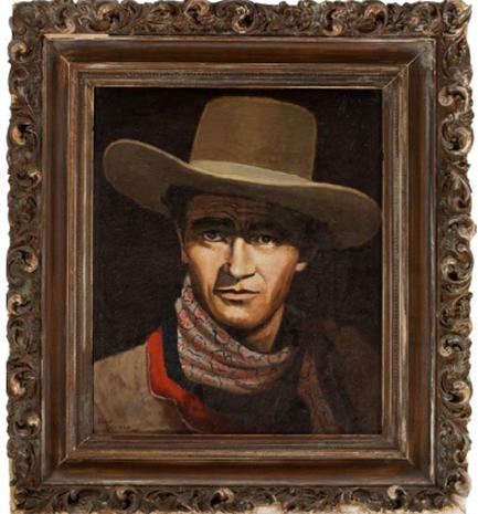 John Wayne auction