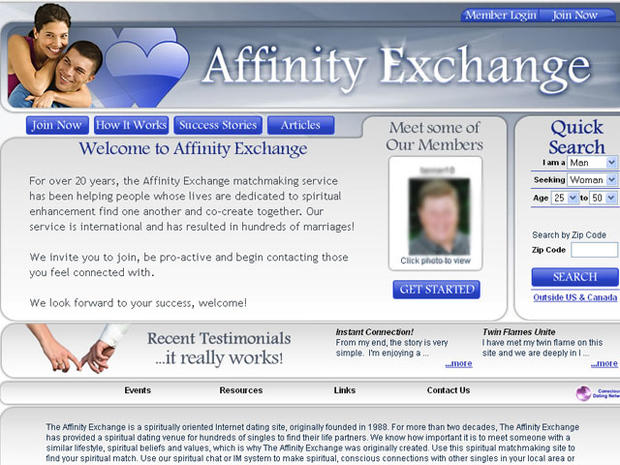 A Scientology dating site? Really?