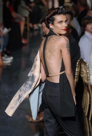 Paris Fashion Week: Jean Paul Gaultier