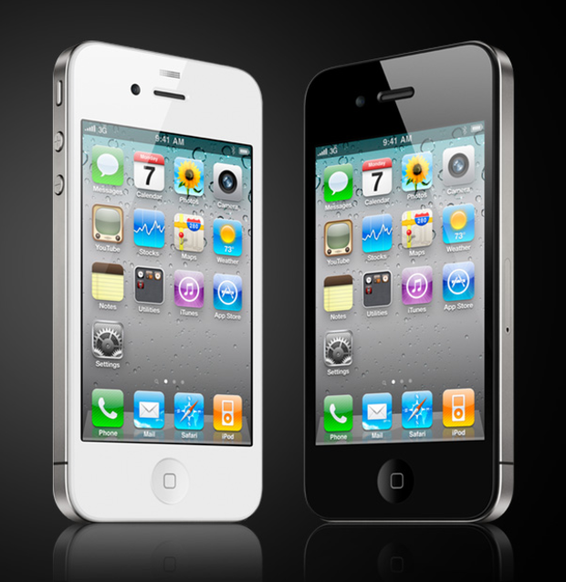 Apple's iPhone 4 models.