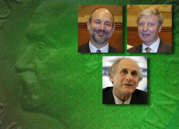 Bruce Beutler, Jules Hoffmann, Ralph Steinman, Nobel Prize in Medicine