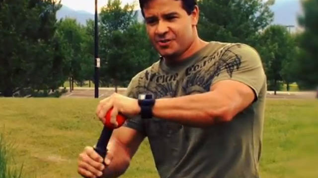 New silly fitness device Free Flexor: Does it work?