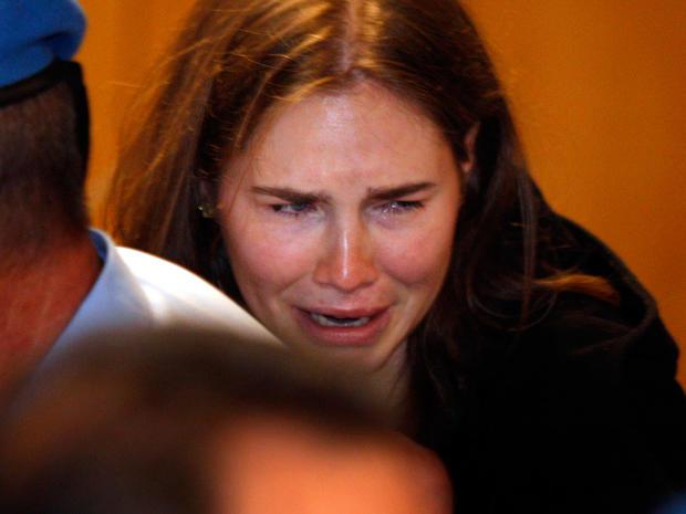 Amanda Knox Verdict