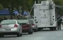 Police gun down Calif. shooting rampage suspect