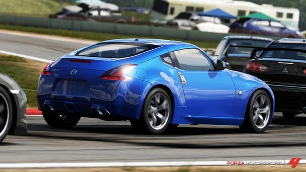 Forza Motorsport 4 is a true car lover's game