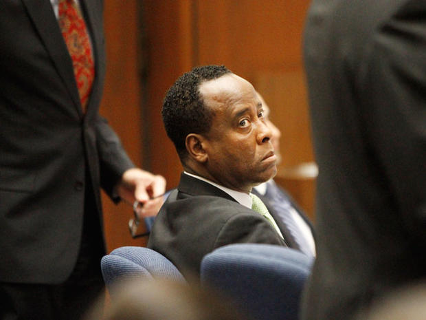 Lawyers to highlight positives of Michael Jackson's doctor Conrad Murray