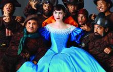 """Sneak peek at new """"Snow White"""" film"""