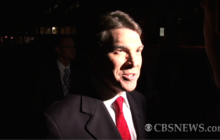Perry: Debates not my strong suit