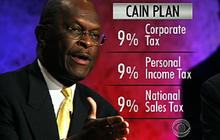 Reality check: Herman Cain's 9-9-9 plan