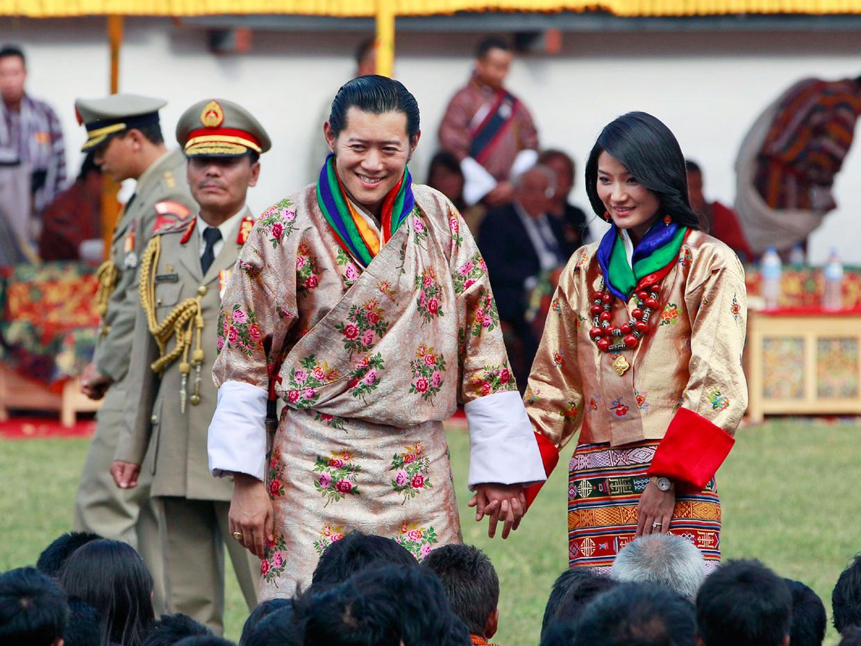 essay on royal wedding of 5th king of bhutan