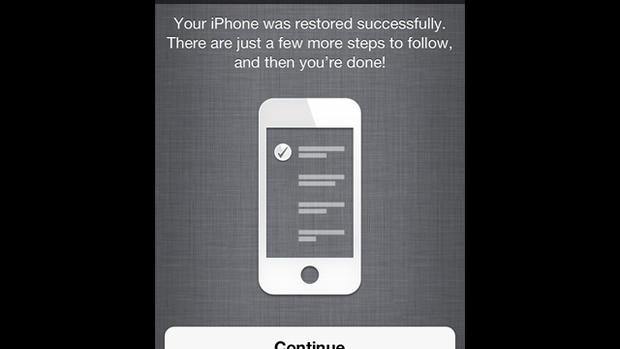 Setting up Apple's iOS 5 and iCloud on the iPhone