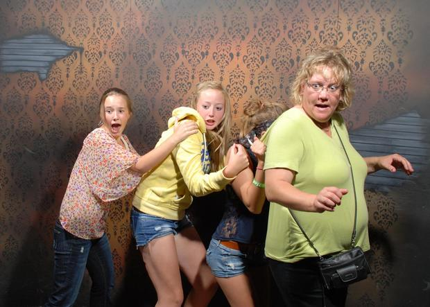 Nightmares Fear Factory: Faces of fear at haunted house
